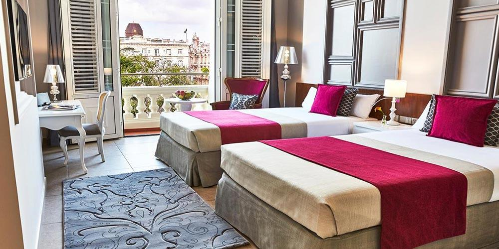 Book Your Vacation In Havana At Hotel Gran Manzana