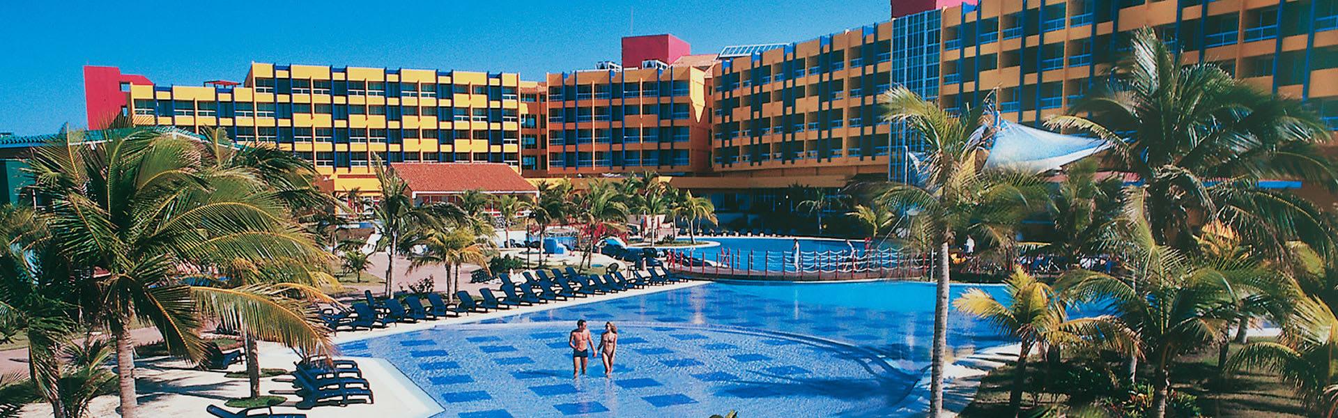 Hotel Barcelo Sol Y Mar Varadero Cuba Hotel All