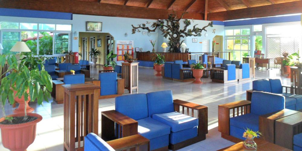 Hotel Brisas Covarrubias Las Tunas Lucia Travelnet Cuba