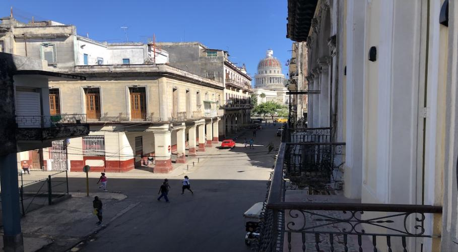 VISTA FROM REAL HAVANA
