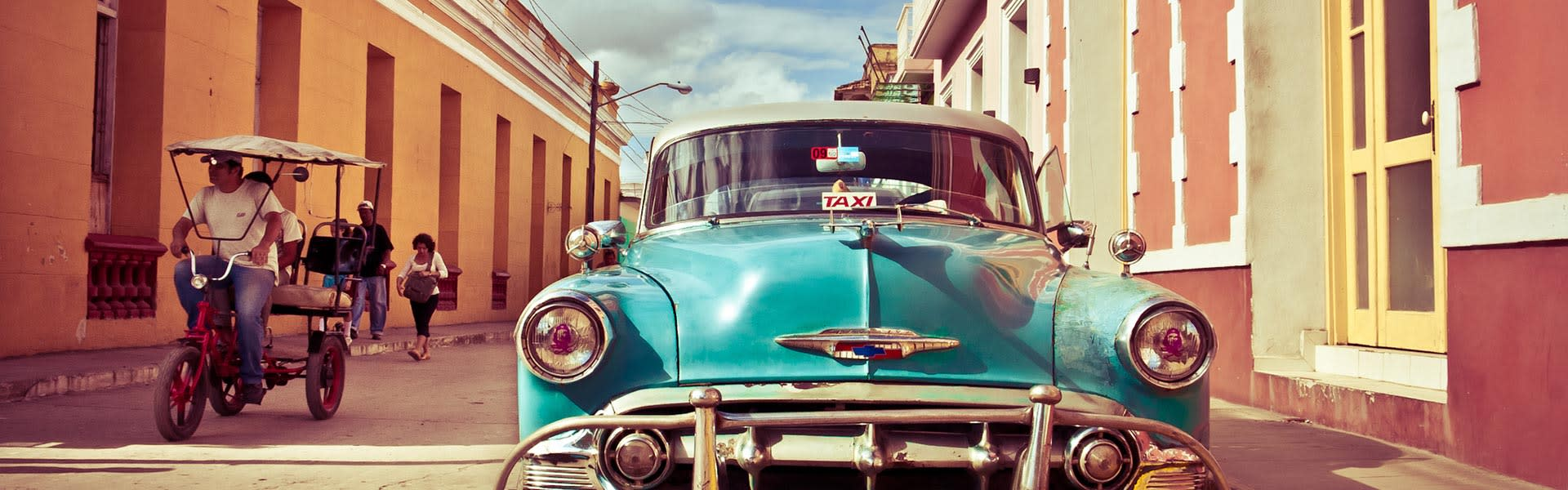 Cuba Tailor Made Tour with auto rental