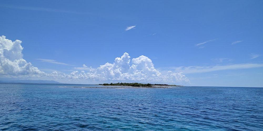 Cayo Blanco in Trinidad