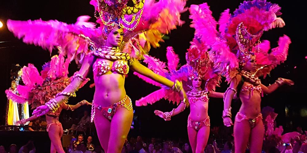 Cabaret Tropicana Offer 1 with dinner