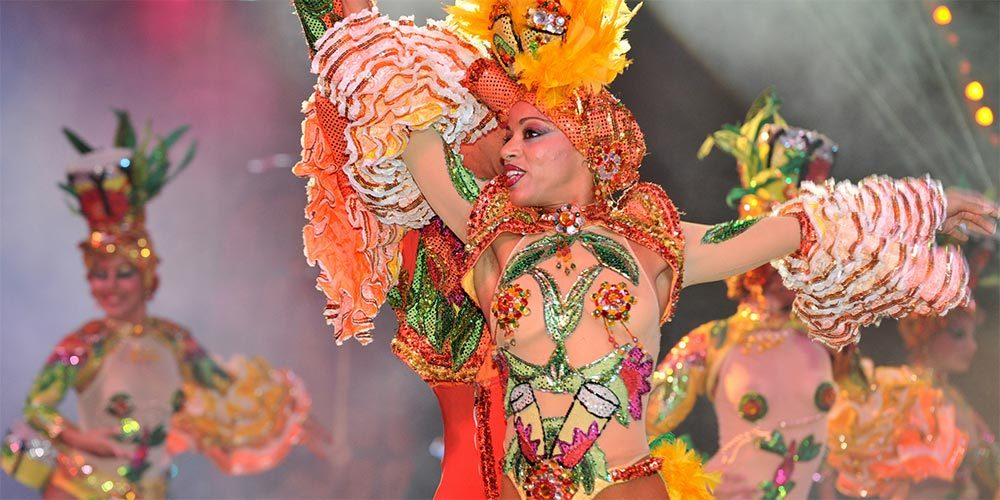 Cabaret Tropicana Offer 2 with Dinner