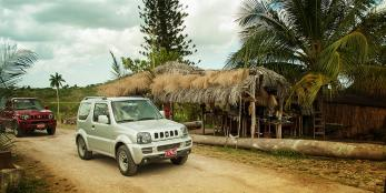 Jeep Safari Yumuri Gaviota
